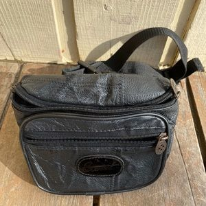 Vintage 80's Everest Fanny waist hands free bag